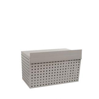 Präsentationsbox mit gerader Auflage