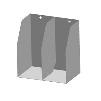 Stapelaufsatz - Zubehör für PH 1642
