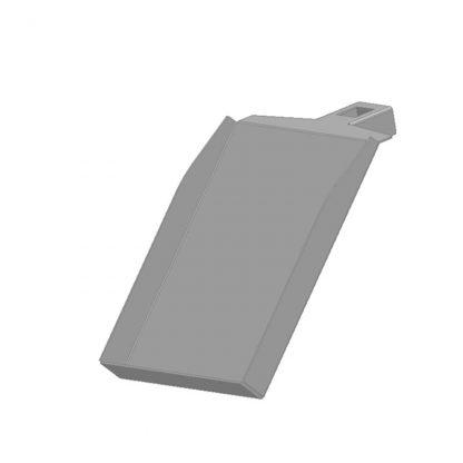 Prospekthalter DIN A4 - Zubehör für PM 1033 / PM 1034