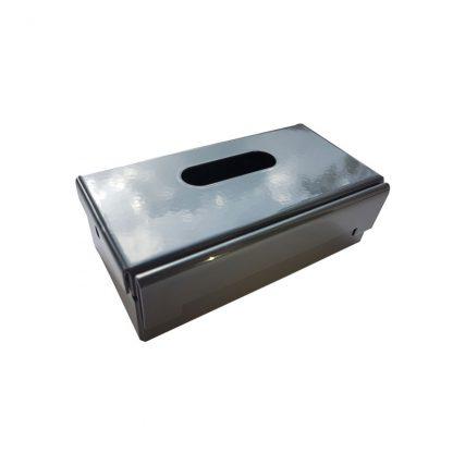 Spießbox für Häppchenglocke, pulverbeschichtet